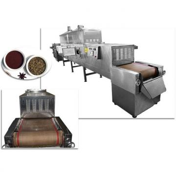 Industrial and No-Pollution Vacuum Microwave Drying Machine with Lower Price
