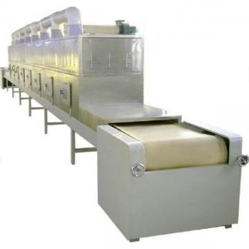 Large Industrial Continuous Microwave Conveying Belt Drying Machine