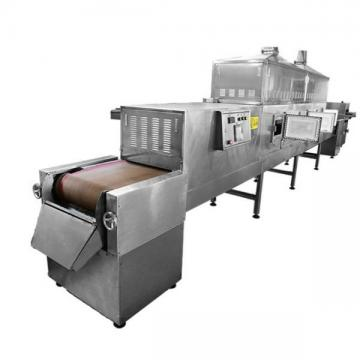 Commercial Tunnel Continuous Flower Microwave Drying Machine