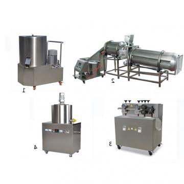 Full Automatic Corn Flakes Puffed Snacks Food Extrusion Process Machine with Food Extrusion Machinery