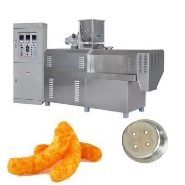 Corn Puff Snack Extrusion Food Machinery