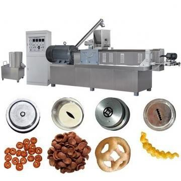 Jinan Puffed Extrusion Snack Food Machine Manufacturer
