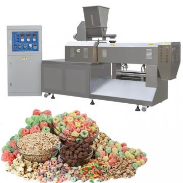 Cornflakes Extrusion Snacks Food Machinery
