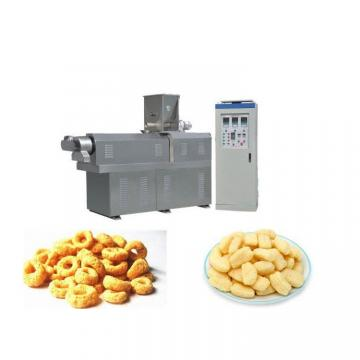 Dayi Stainless Steel Automatic Puff Snack Food Extrusion Machine