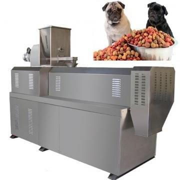 Pet Food Extruder Fish Dog Cat Feed Pellet Making Machine