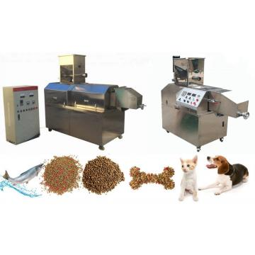 Automatic Cat Food Vffs Pouch Packing Weighing Packaging Machine