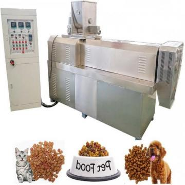 Good Quality China Pet/Dog/Cat/Fox/Fish Food Making Machine