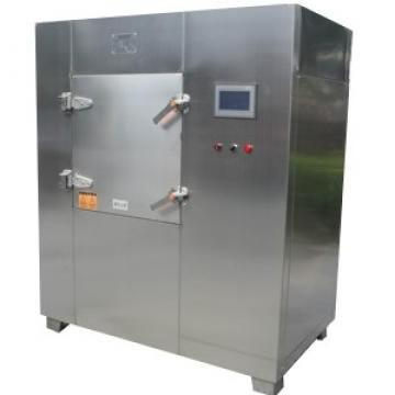 Small Microwave Vacuum Dryer for Fruit and Vegetable
