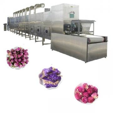 Intelligent Low Temperature Microwave Vacuum Dryer Machine with Sterilization and Disinfectin