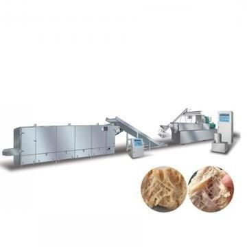 Jinan Sunward New Design China Puffed Textured Soy Protein Tsp Tvp Processing Line Machine Extrusion Soy Meat Protein Making Machine