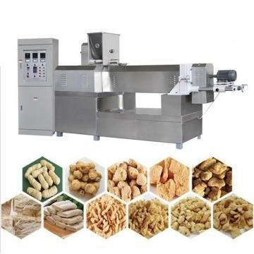 Automatic Soy Artificial Protein Meat Making Extruder Machines