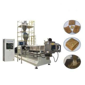 Automatic Industrial Textured Soy Protein Soya Meat Making Machine Soya Protein Food Machine