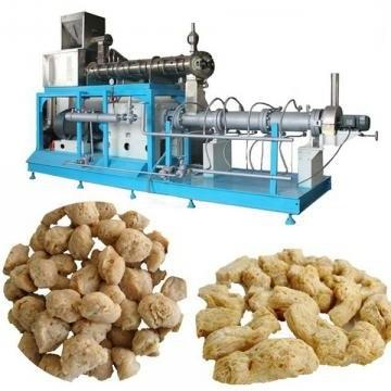 Extrusion Type Soy Protein Fiber with High Humidity Artificial Meat Machine