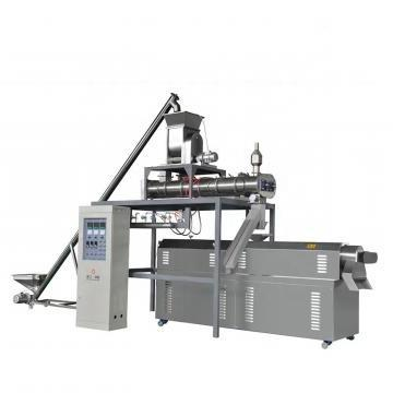 Double-Screw Textured Vegetarian Soy Protein Process Line Making Machine