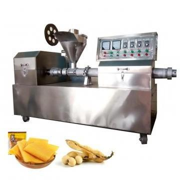 Textured Vegetarian Multifunctional Ce Textured Soy Protein Extruder Machinery Soya Chunks Production Machine
