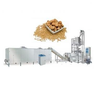 Stainless Steel Textured Soy Vegetable Protein Making Machine