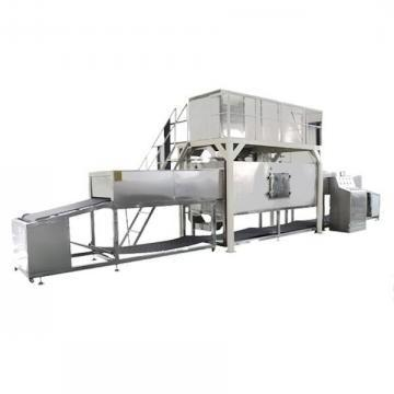 Quick Freezing Processing IQF Tunnel Freezer Equipment for Fish Fillet