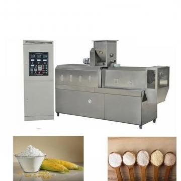 Automatic Baked Fried Fusilli Pasta Production Line