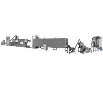 Full Automatic Nik Naks Snacks Equipment Production Line
