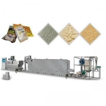 Automatic Deep Fried Chip Snack Factory Production Line