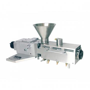 Double Twin Screw Stainless Steel Food Extruder