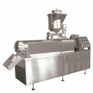 Jinan City Automatic Twin Screw Extruders Pet Food