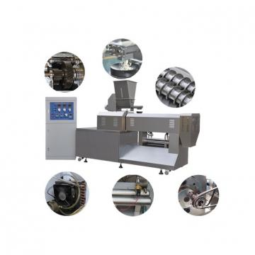 Twin Screw Extruder for Fibre Soya Protein Chunks Nuggets Meat Food