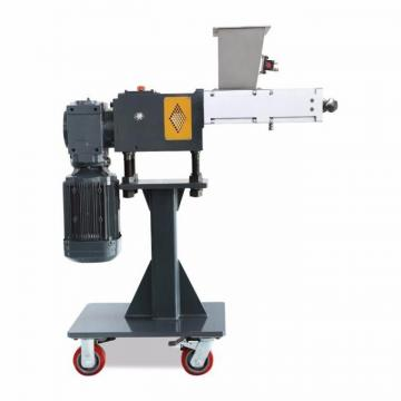 Dry Pet Dog Pellets Food Processing Machinery Twin Screw Extruder