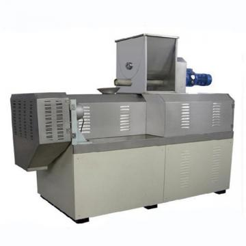 Factory Supplier Twin Screw Puffed Floating Animal Fish Feed Extruder