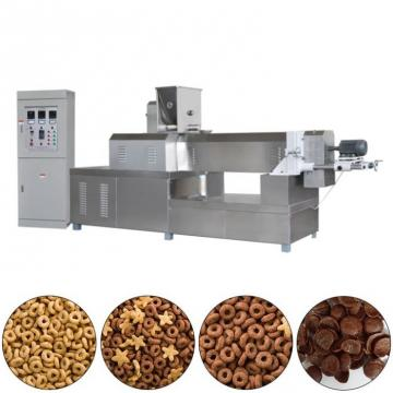 Double Screw Puff Snack Food Machinery Machines Twin Screw Food Extruder