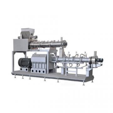 Self -Cleaning Twin Screw Extruding Cat Food Extruder