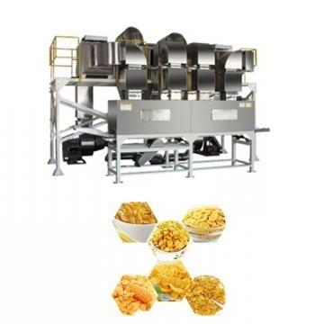 Automatic Sweet Corn Flakes Extruder Making Production Line