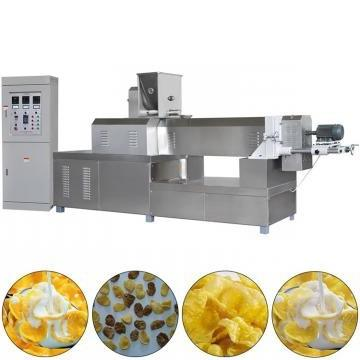 Automatic Corn Flakes Froot Loops Breakfast Cereals Production Line