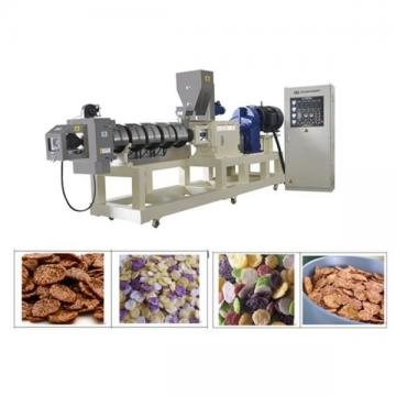 Automatic Cereal Breakfast Corn Flakes Production Line