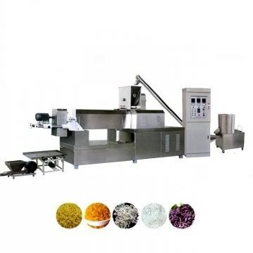 Automatic Small Scale Fried Instant Noodle Production Line