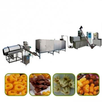 Electrically Controlled Instant Noodle Making Equipment Cooling Tunnel Industry Production Line