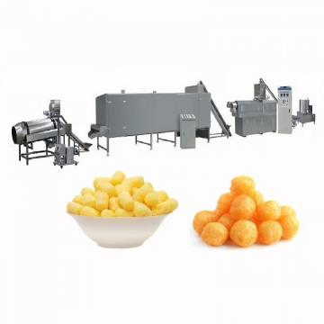 Automatic Snack Food Production Line/Pastry Food Processing Machinery with 1 Year Warranty