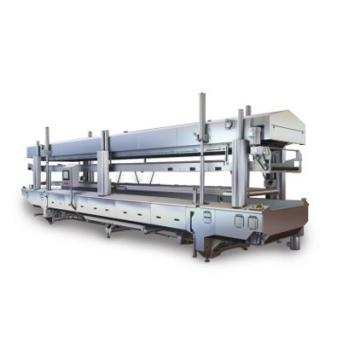 Fully Automatic Core Filled Snack Production Machine