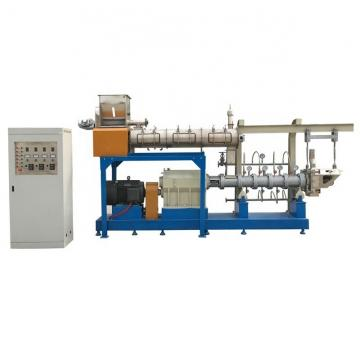 High Quality Animal Pet Treats Feed Making Processing Line Dog Chewing Food Machine
