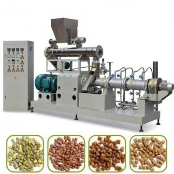 Fully Automatic Animal Food Processing Machinery