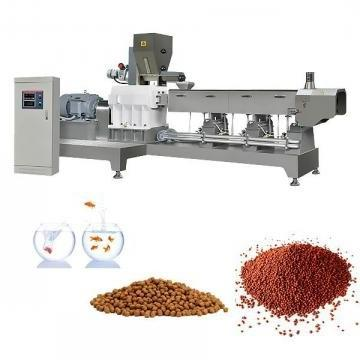 Hot Sale Automic Sinking Fish Feeds Processing Line / Fish Food Pellet Processing Line / Fish Food Production Line