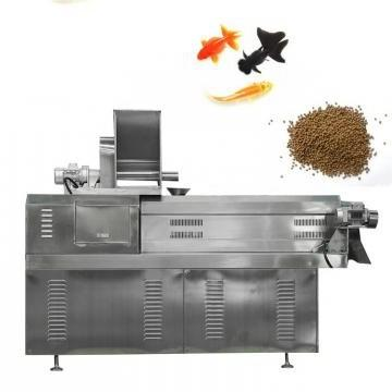 2020 New Automatic Pet Food Floating Fish Feed Production Line for Sale
