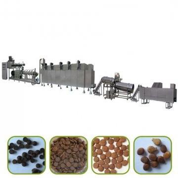 High Output Automatic Dog Cat Fish Animal Poultry Pet Feed Production Line