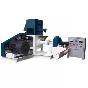 Mini Type High Work Efficiency on China Fish Feed Pellet Production Line