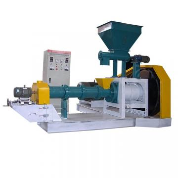 Big Capacity Fish Feed Machine Production Line