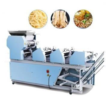 Instant Noodles Multiple Bag Pillow Pack Flow Wrapping Machine
