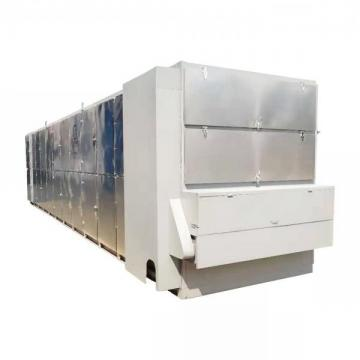 Tunnel - Belt Millet Grains Beans Curing Drying and Sterilization Machine
