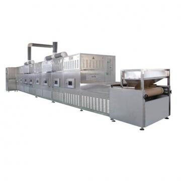 Commercial Automatic Tunnel Microwave Dryer Oatmeal Curing Machine