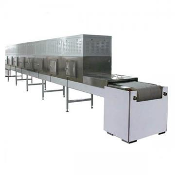 Tunnel Soya Beans Microwave Drying Curing Machine