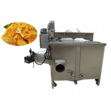 Kitchen Equipment Single Cylinder Automatic Lifting Deep Fat Fryer/Electric Fryer/Fried Chicken Machine for Food Machinery